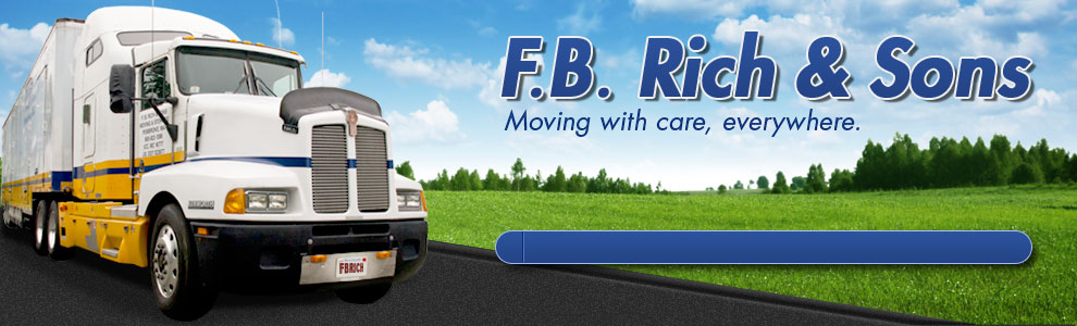 F.B. Rich Moving & Storage